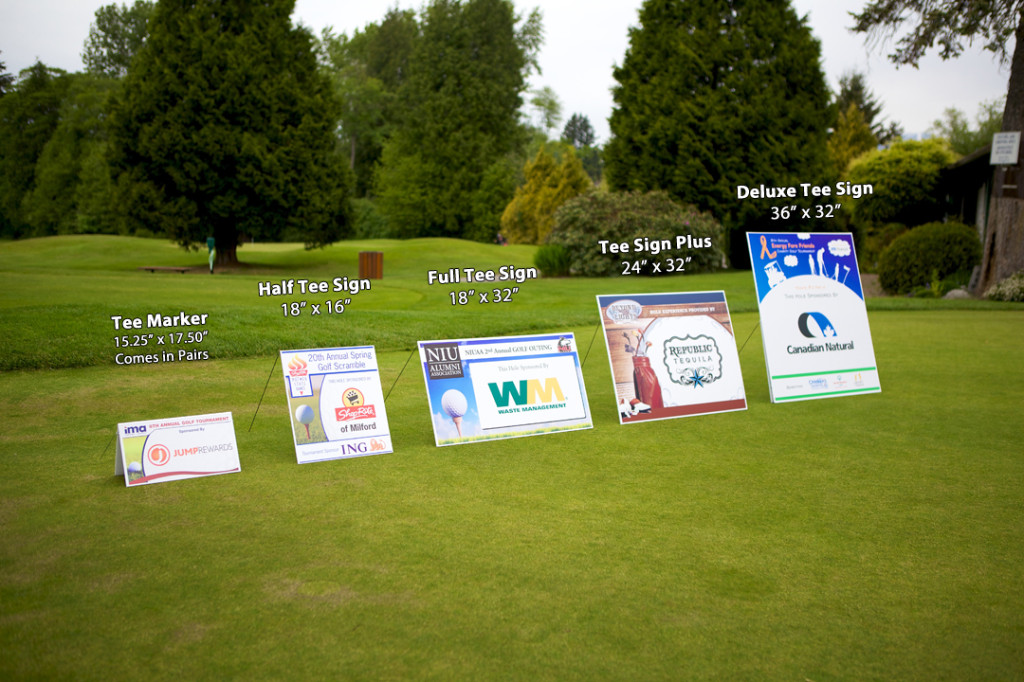 Tee Sign - Comparison